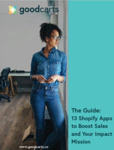 GoodGuide: 13 Apps to Boost Sales and Your Impact Mission
