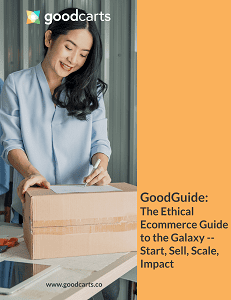 Cover: GoodGuides - Ethical Ecommerce