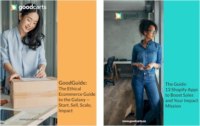 Cover Images for GoodGuides